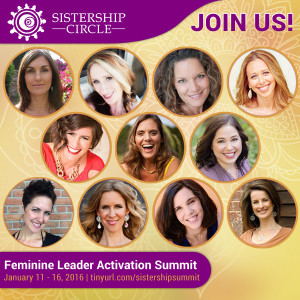 Join us at the Feminine Leadership Activation Summit